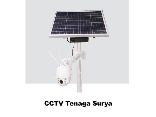 CCTV Tenaga Surya (Separated)