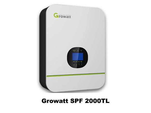 Growatt SPF 2000TL