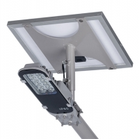 Lampu PJU Solar Sparated 12W