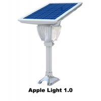 Lampu PJU Tenaga Surya (Apple Light 1.0)