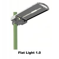 Lampu PJU Tenaga Surya (Flat Light 1.0)