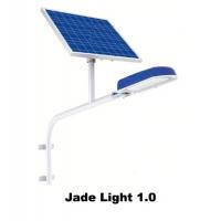 Lampu PJU Tenaga Surya (Jade Light 1.0)