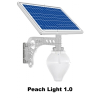 Lampu PJU Tenaga Surya (Peach Light 1.0)