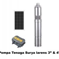 Pompa Tenaga Surya Larens 3LSS/4LSS