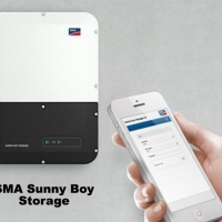 SMA Sunny Boy Storage