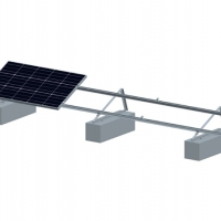 Triangle Flat Roof