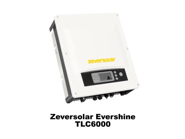 Zeversolar Evershine TLC6000